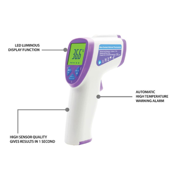 INFRARED THERMOMETRES